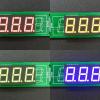 LED 7-Segment 0.56 x 3 - Color Composite